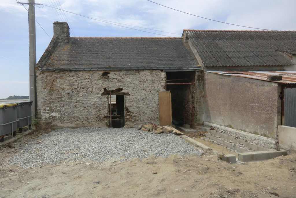 rénovation maçonnerie pierres,maçon à surzur