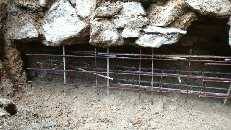 maçonnerie rénovation pierres,reprise sous oeuvre maçon à surzur sa3