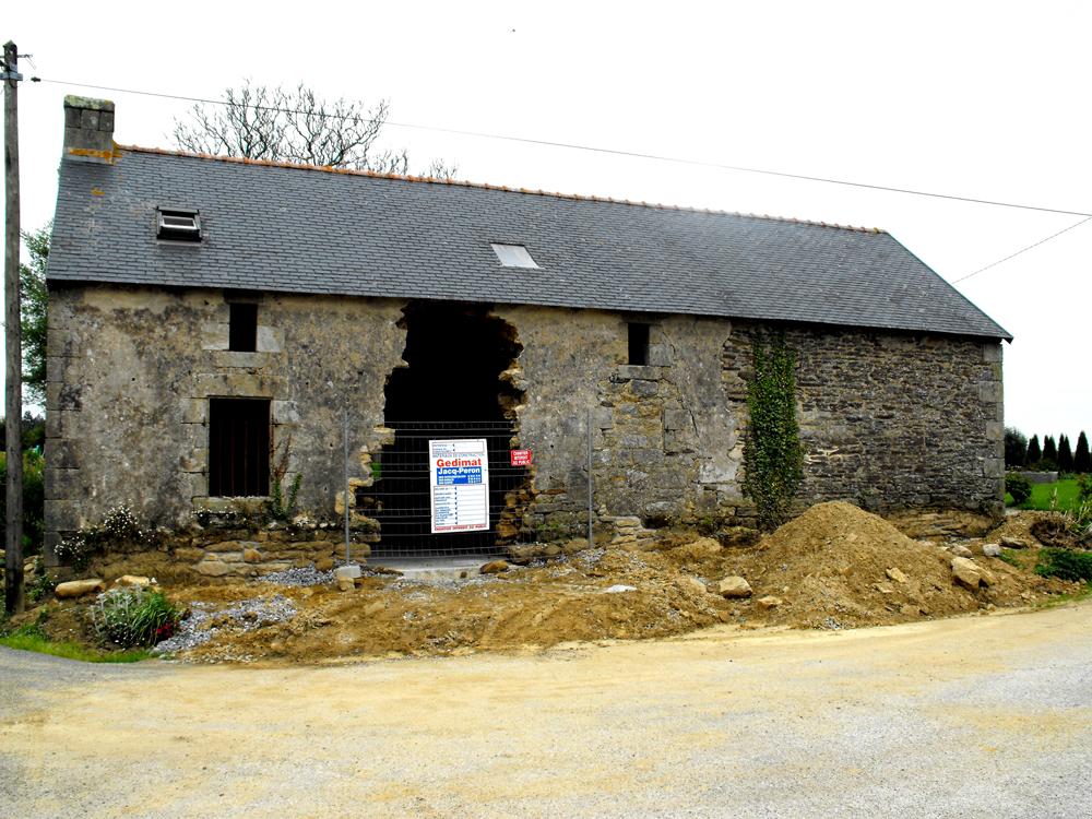 maçon à surzur rénovation maçonnerie pierres jyb1