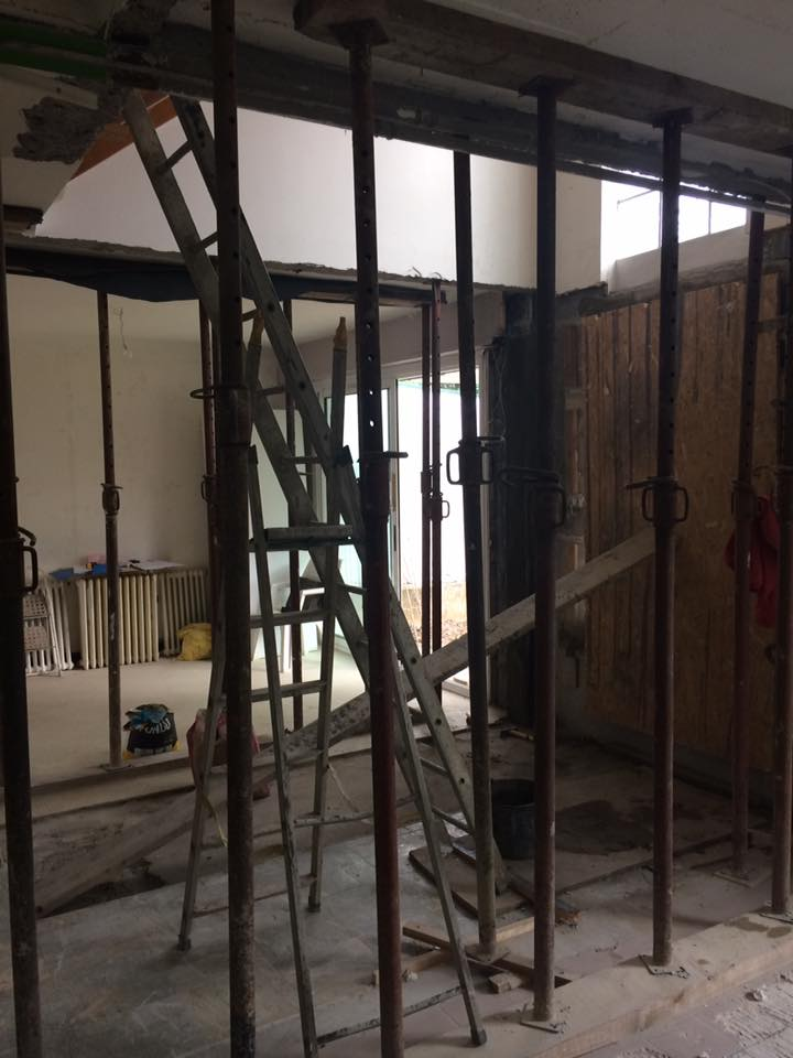 extensions rénovation maçon à surzur photo griffin3