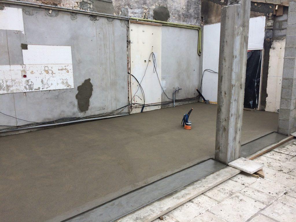 extensions rénovation maçon à surzur photo leyre3