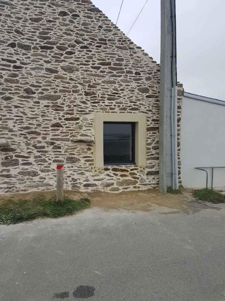maçon à surzur rénovation pierres ban2